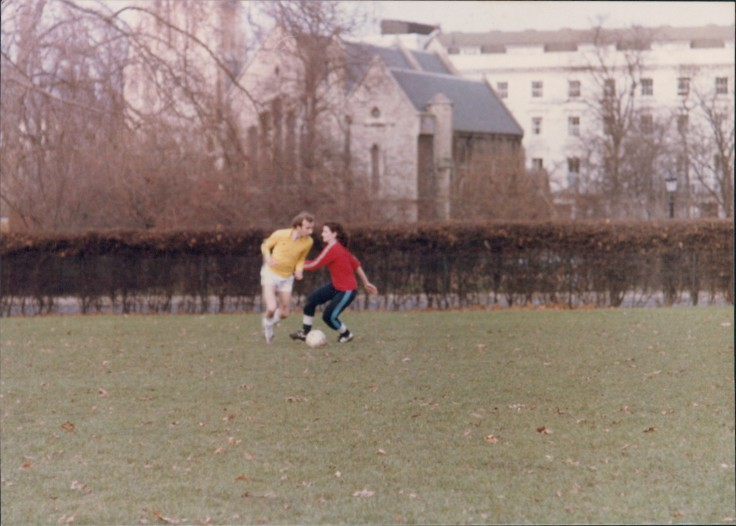Rita soccer London